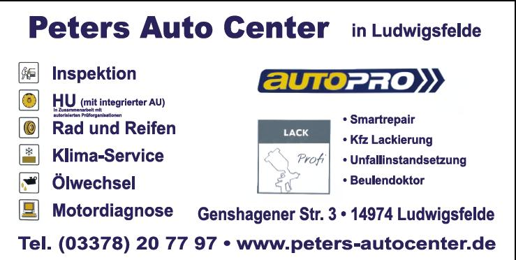 Peters Autocenter